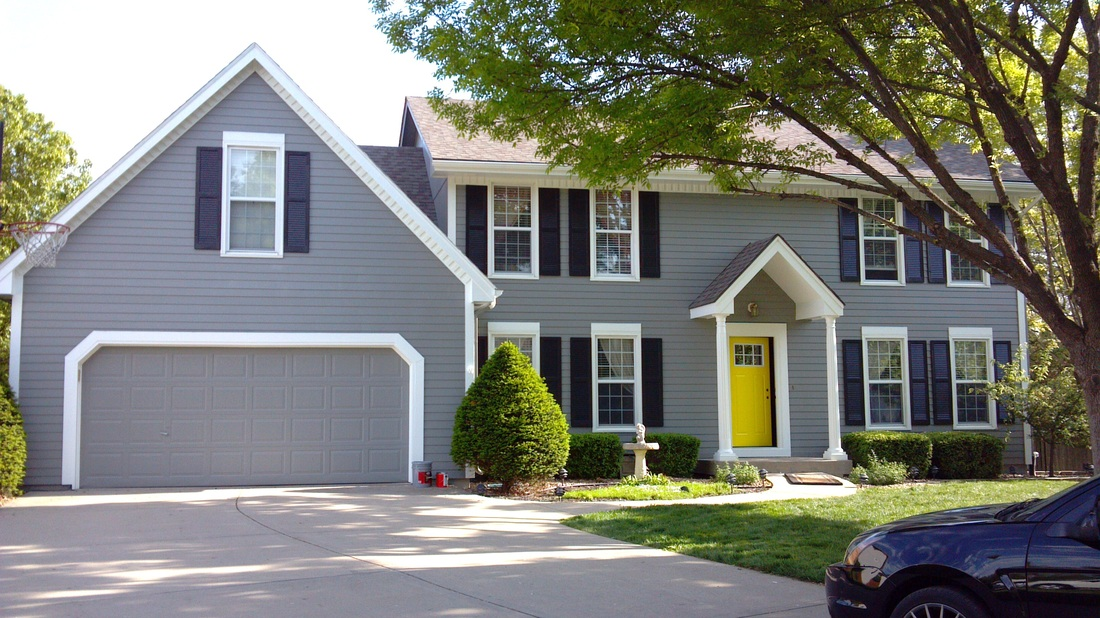exterior painting lees summit blue springs anew hue exterior. Black Bedroom Furniture Sets. Home Design Ideas